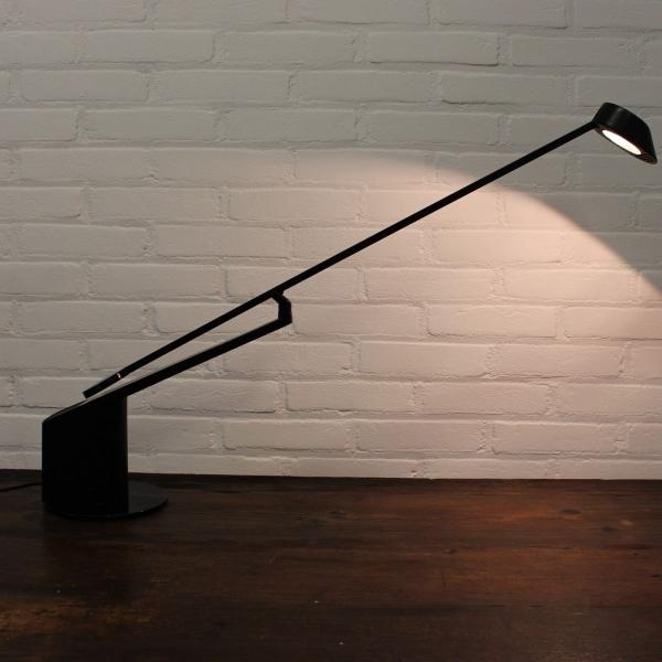 Designer bureaulamp, Rodolfo Bonetto 4055 Ala 80er jaren